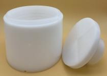 Molde para queso manchego con tapa y pleita 1000 gramos